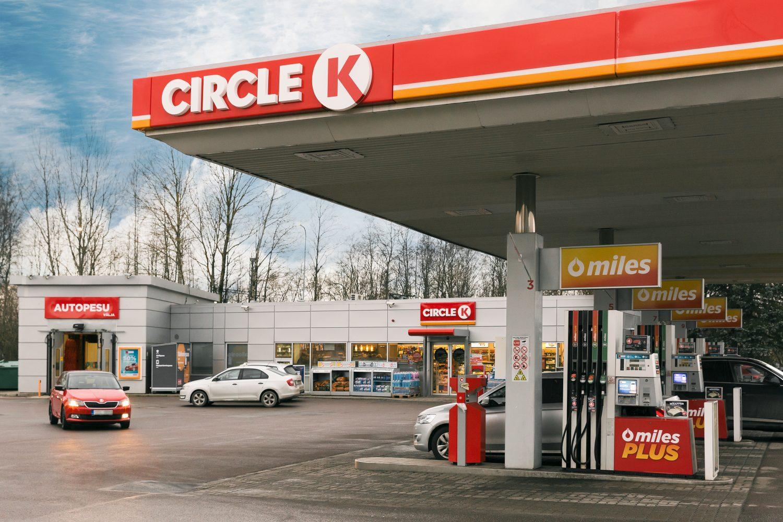 SA MET continues as service partner of Circle K Estonia